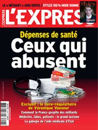 L'Express cover
